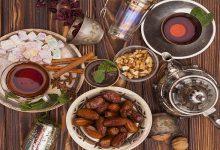 خرما و گردو در طب سنتی