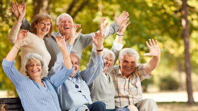 مقابله با مشکلات دوران سالمندی