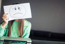 رابطه افسردگی با مزاج