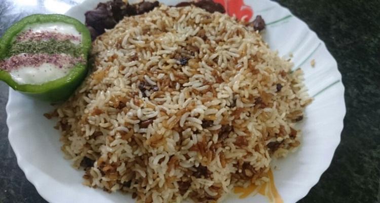 طرز تهیه رب پلو شیرازی