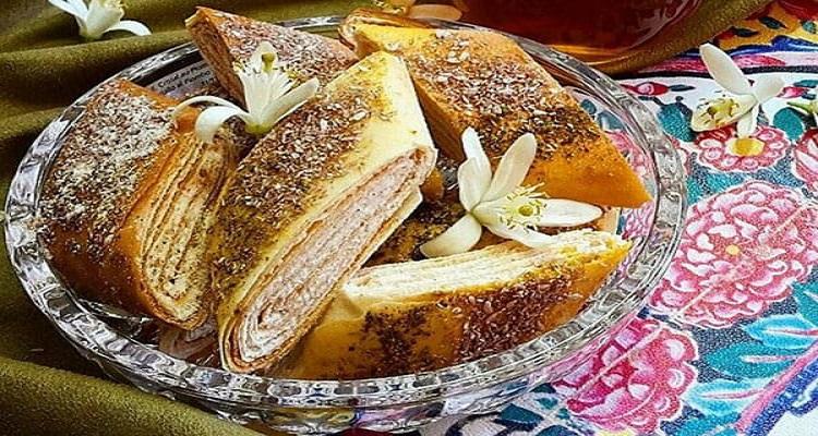 طرز تهیه کاک