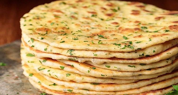 طرز تهیه نان فلزی