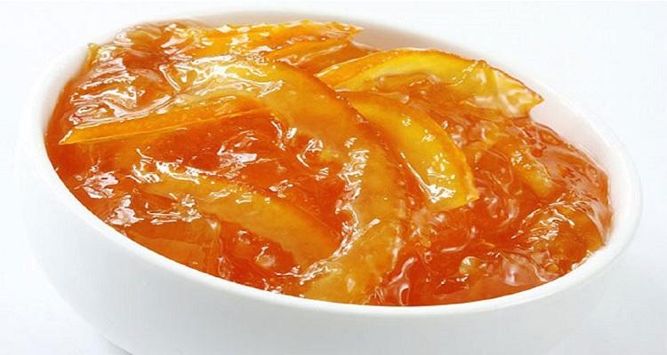 طرز تهیه مربای پوست نارنج