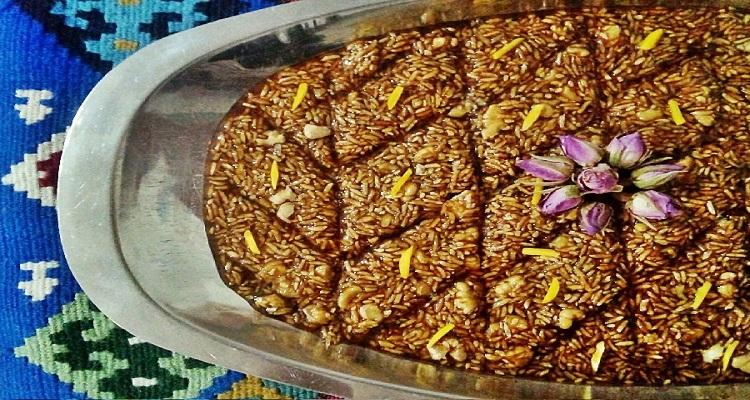 طرز تهیه دوشاب برنج