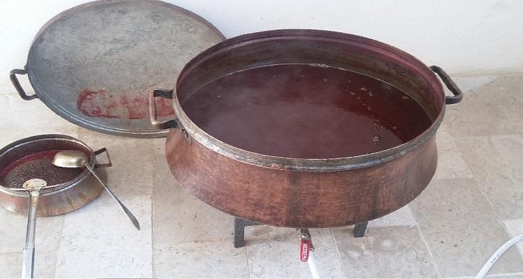 طرز تهیه شیره هندوانه