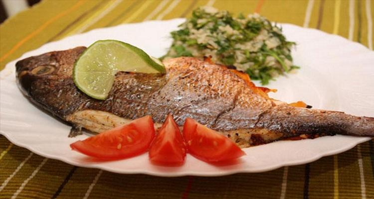 طرز تهیه ماهی فویج