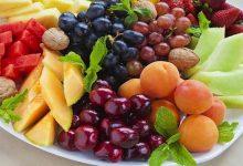 میوه های بهاری و تابستانی