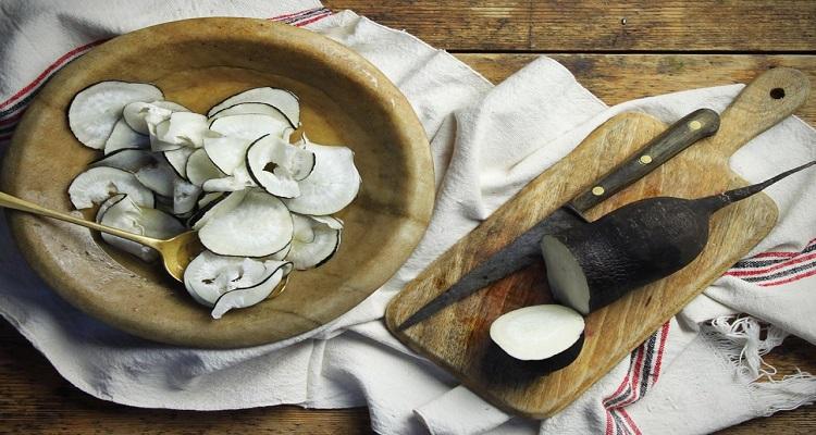 طرز تهیه مربای ترب سفید
