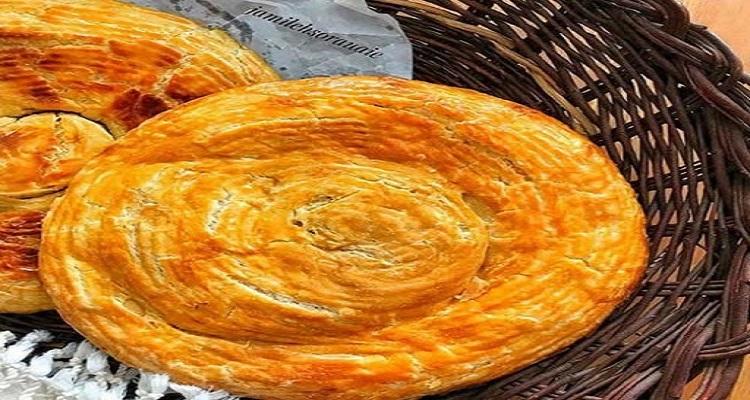 طرز تهیه نان قطلمه