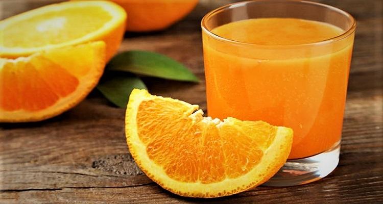 طرز تهیه شربت پرتقال
