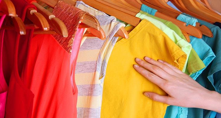 لباس هایی به رنگ مزاج خود انتخاب کنید