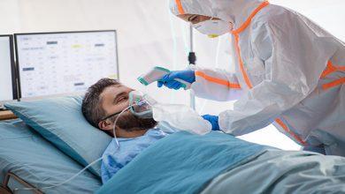 بیماران بستری ساده و بستری آی سی یو کرونا