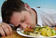 خواب آلودگی بعد غذا از نگاه طب سنتی