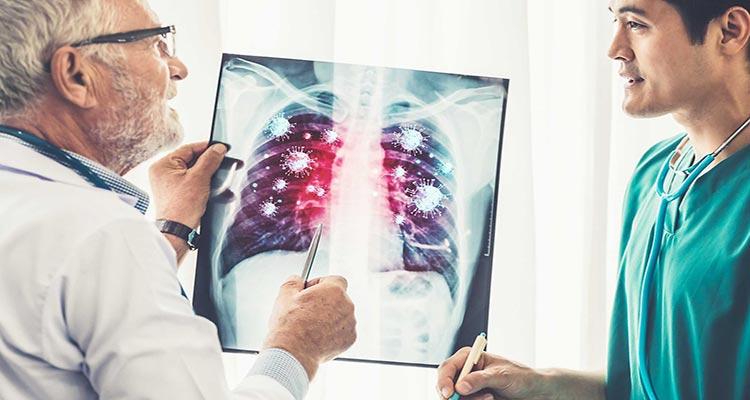 پاکسازی و بهبود عفونت ریه در طب سنتی