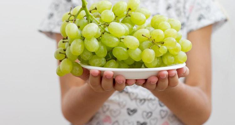 رژیم انگور ؛ رژیمی برای لاغری و پاکسازی بدن