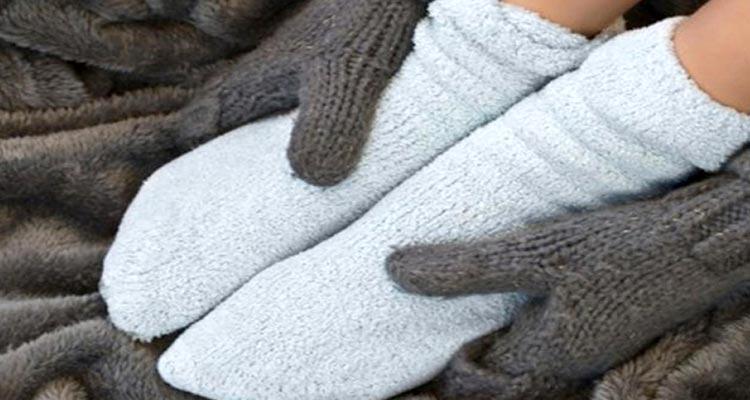 آشنایی با علل و درمان سردی دست و پا در طب سنتی