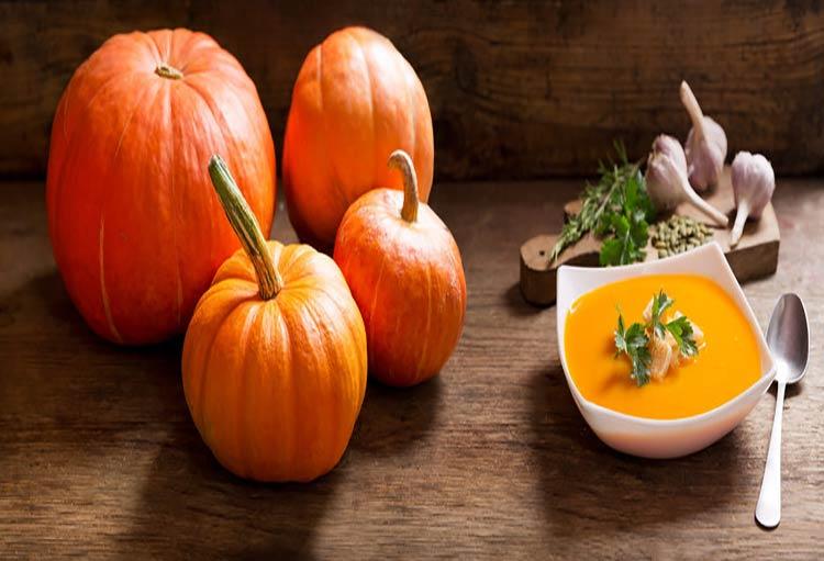 آشپزی پاییزی با کدو حلوایی