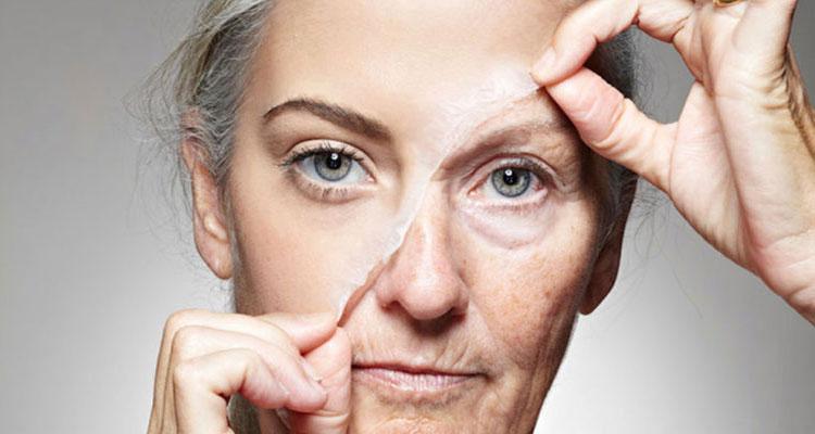 رفع چین و چروک و جوانسازی پوست با درمان های خانگی