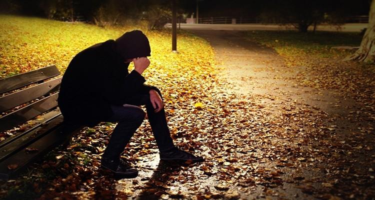 غم و اندوهی از جنس پاییز!