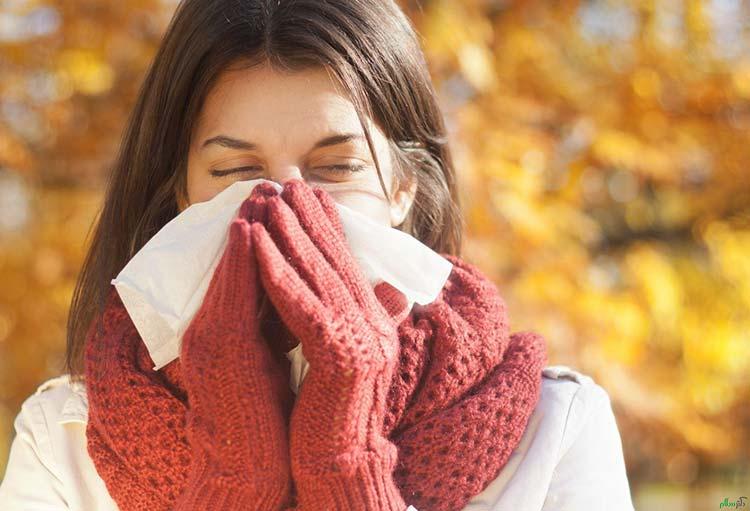 آلرژی و حساسیت پاییزی را با کرونا اشتباه نگیرید!