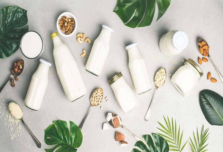 بهترین شیرهای گیاهی کدامند؟