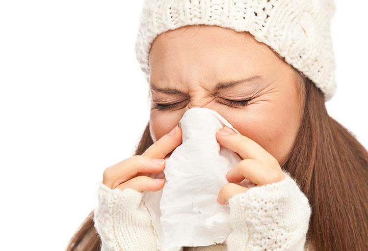 از علل تا درمان زکام و نزله سرد (قسمت دوم)