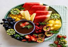 آداب میوه خوردن