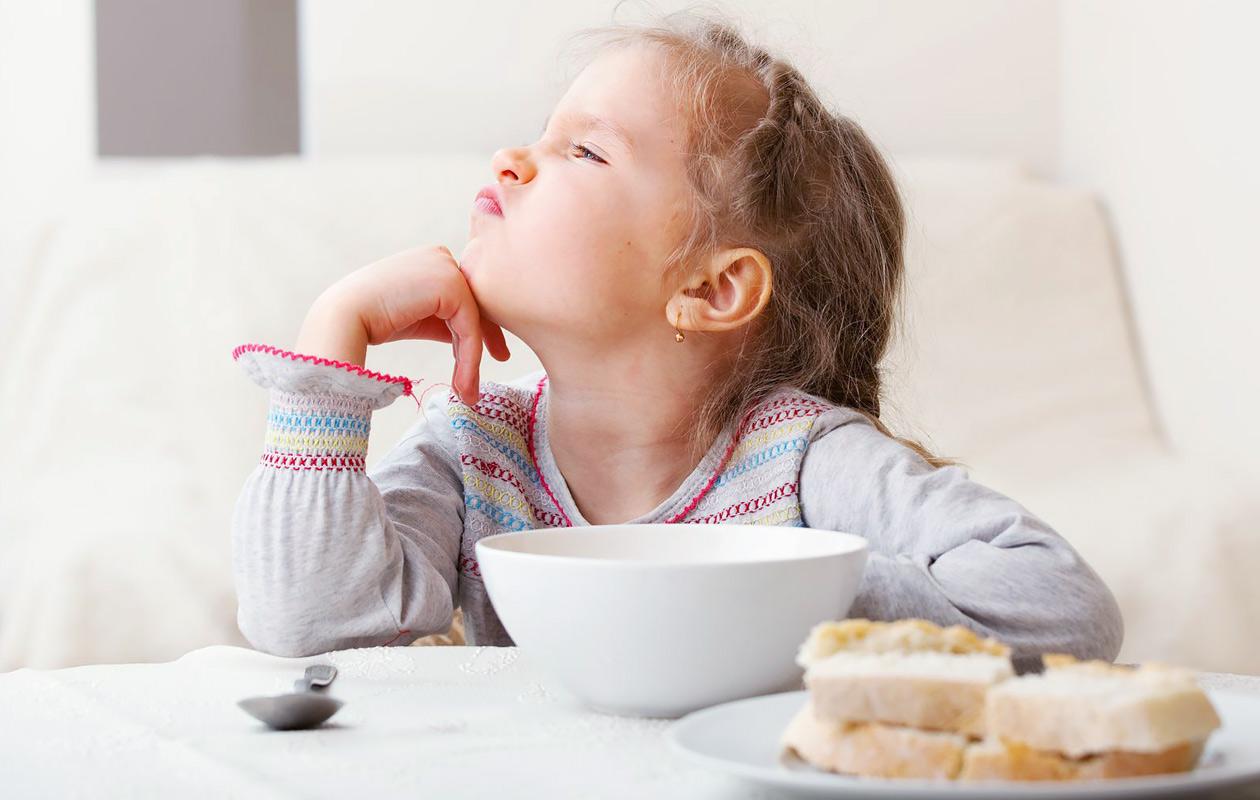بی اشتهایی صبحگاهی کودکان