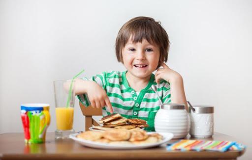موادغذایی مفید برای کودکان