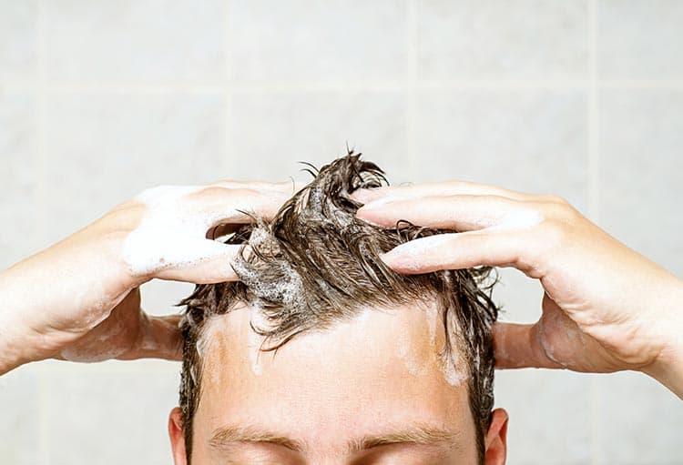 روش صحیح شستن و خشک کردن موها