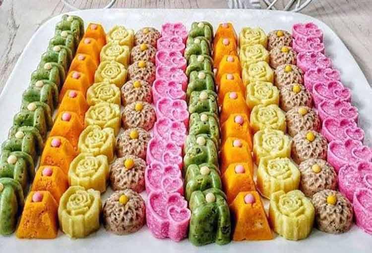 شیرینی عید رو خودتون بپزید!!!