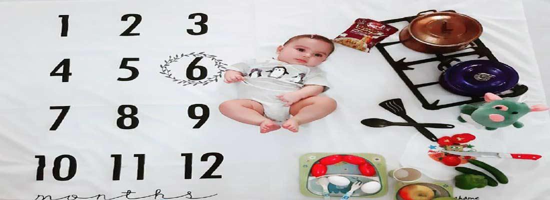 بهترین زمان شروع غذای کمکی در نوزادان