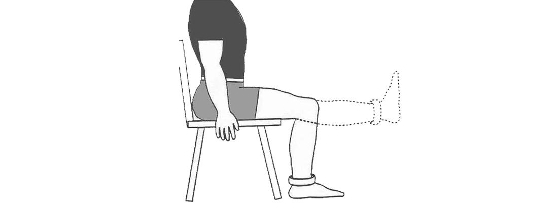حرکت اصلاحی برای تسکین درد زانو