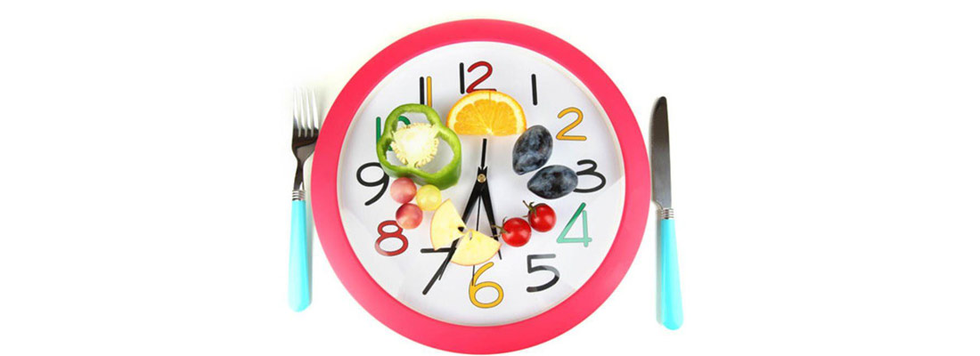 آداب غذاخوردن برای لاغری و کاهش وزن