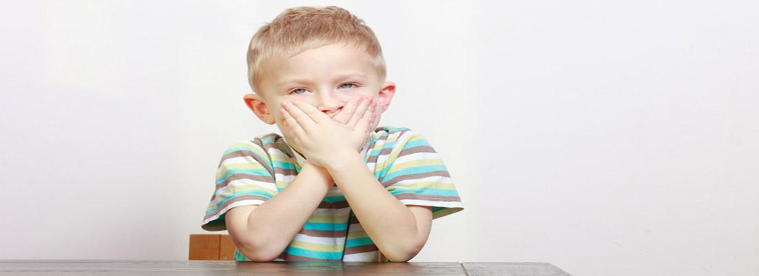 علل موثر در لکنت زبان کودکان