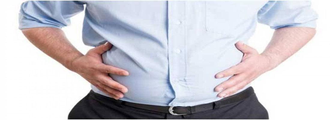 کاهش چاقی شکمی با چند عادت ساده
