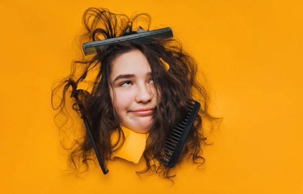 بهترین تدابیر برای رفع وزی و خشکی مو