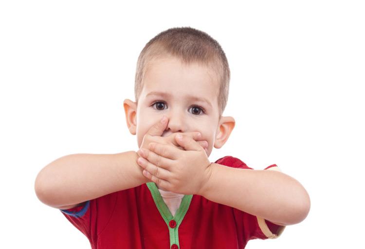 کمک به بهبود سریع لکنت زبان کودکان
