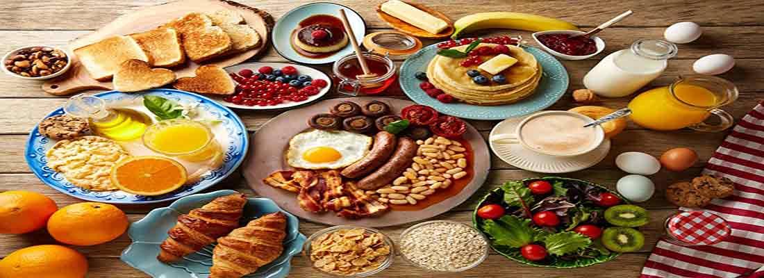منو پیشنهادی برای صبحانه تابستان