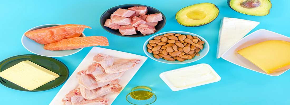 چیدمان رژیم غذایی استاندارد برای پاکسازی بدن