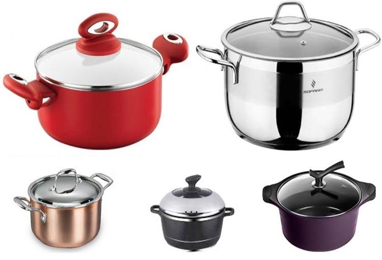 مناسبترین قابلمهها برای «پخت و پز روزانه» کدامند؟